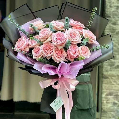 bó hoa sinh nhật mẹ