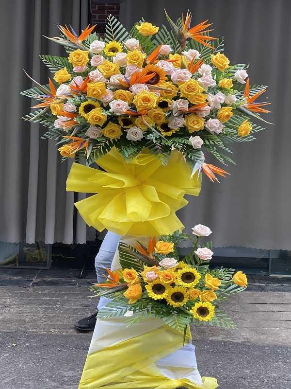 hoa đẹp chúc mừng năm mới