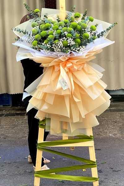Hoa chúc tết đẹp