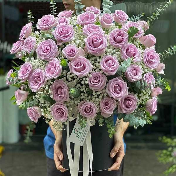 giỏ hoa đám tang
