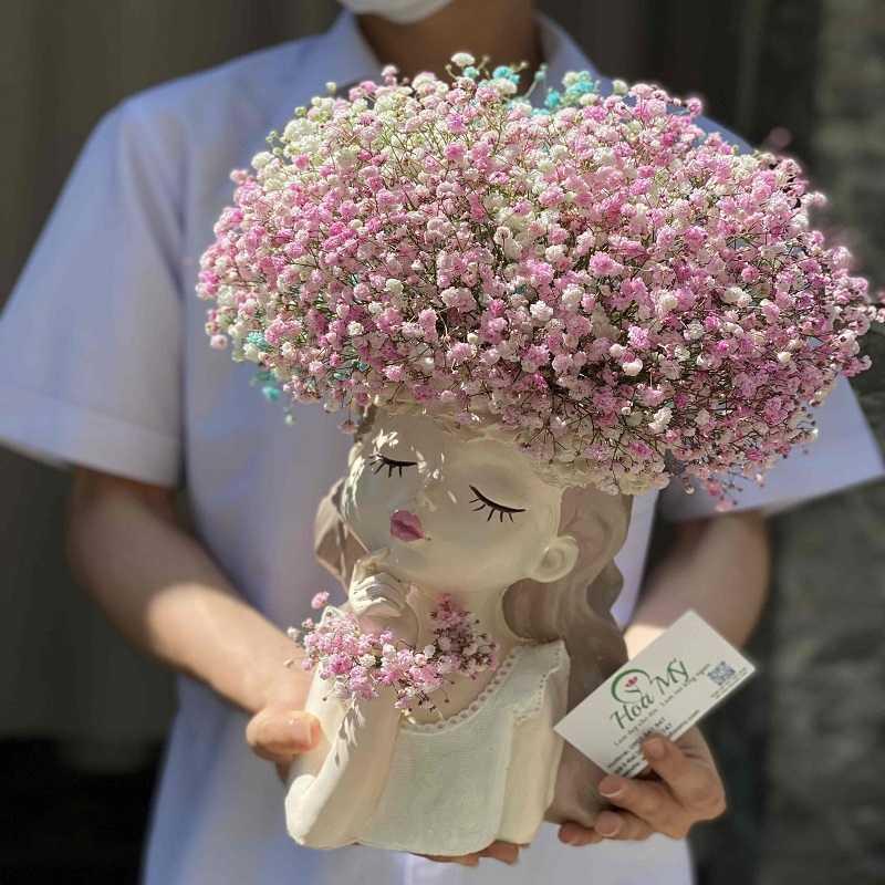bình hoa baby